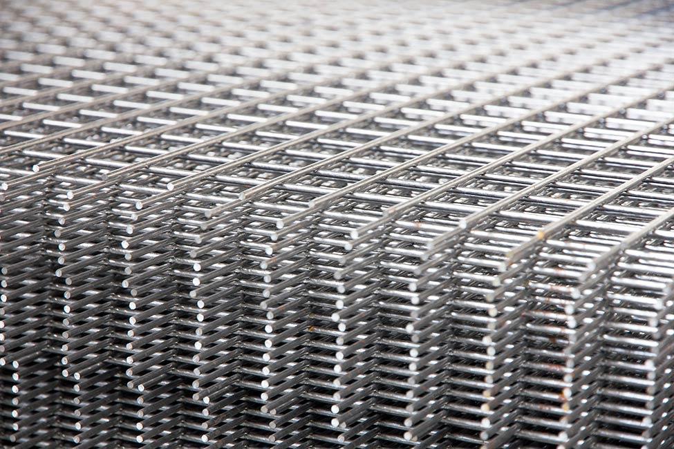 Recinzione zincata gradini e grigliati elettroforgiati for Grigliati in alluminio per terrazzi prezzi